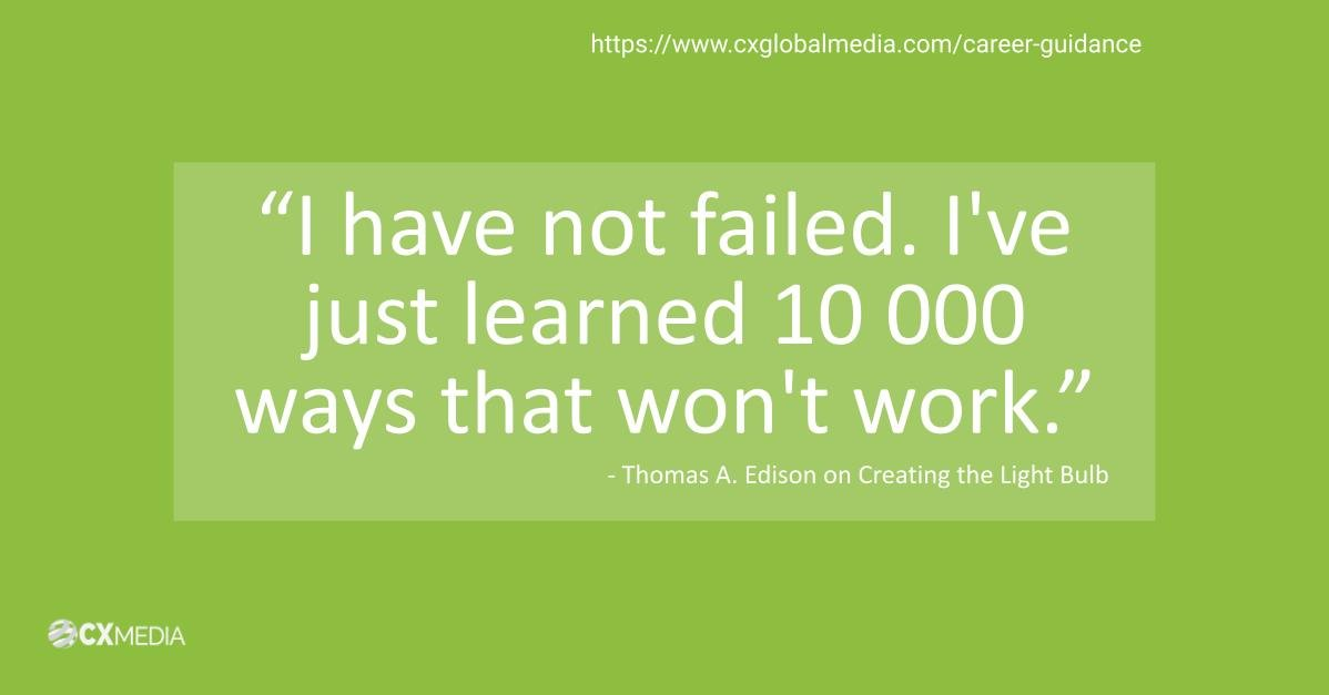 Quote by Thomas A. Edison