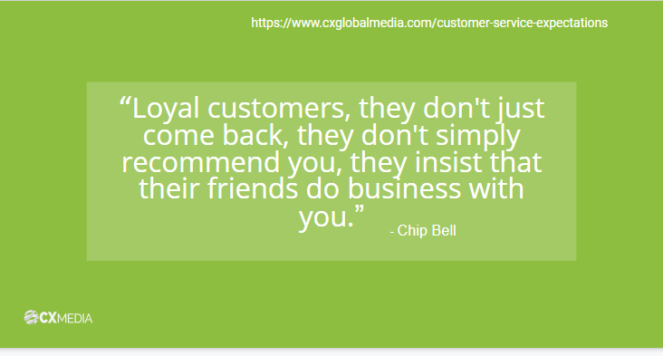 Quote by Chip Bell