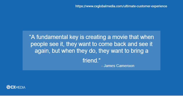 Quote by James Cameroon
