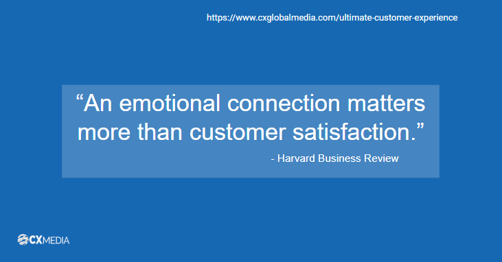 Quote on customer satisfaction and emotions