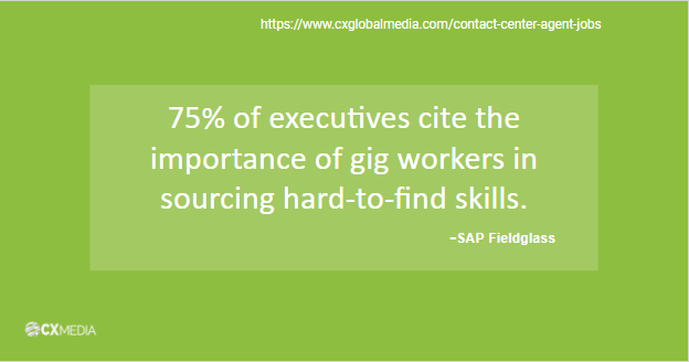 Importance of gig workers data