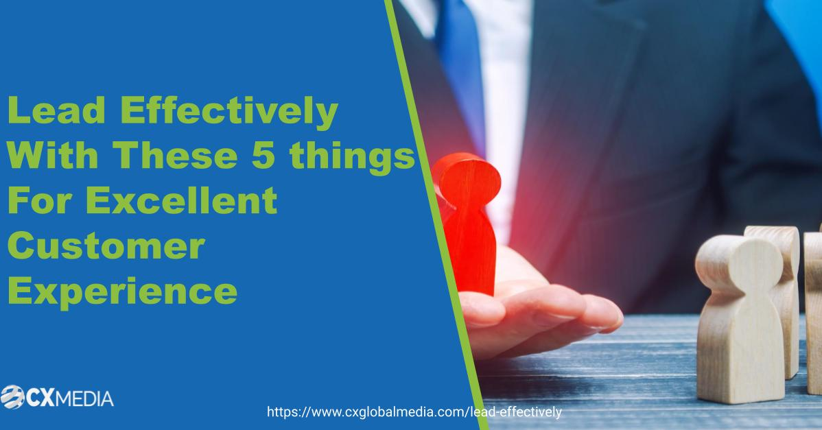 Lead Effectively